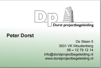 Dorst Projectbegeleding